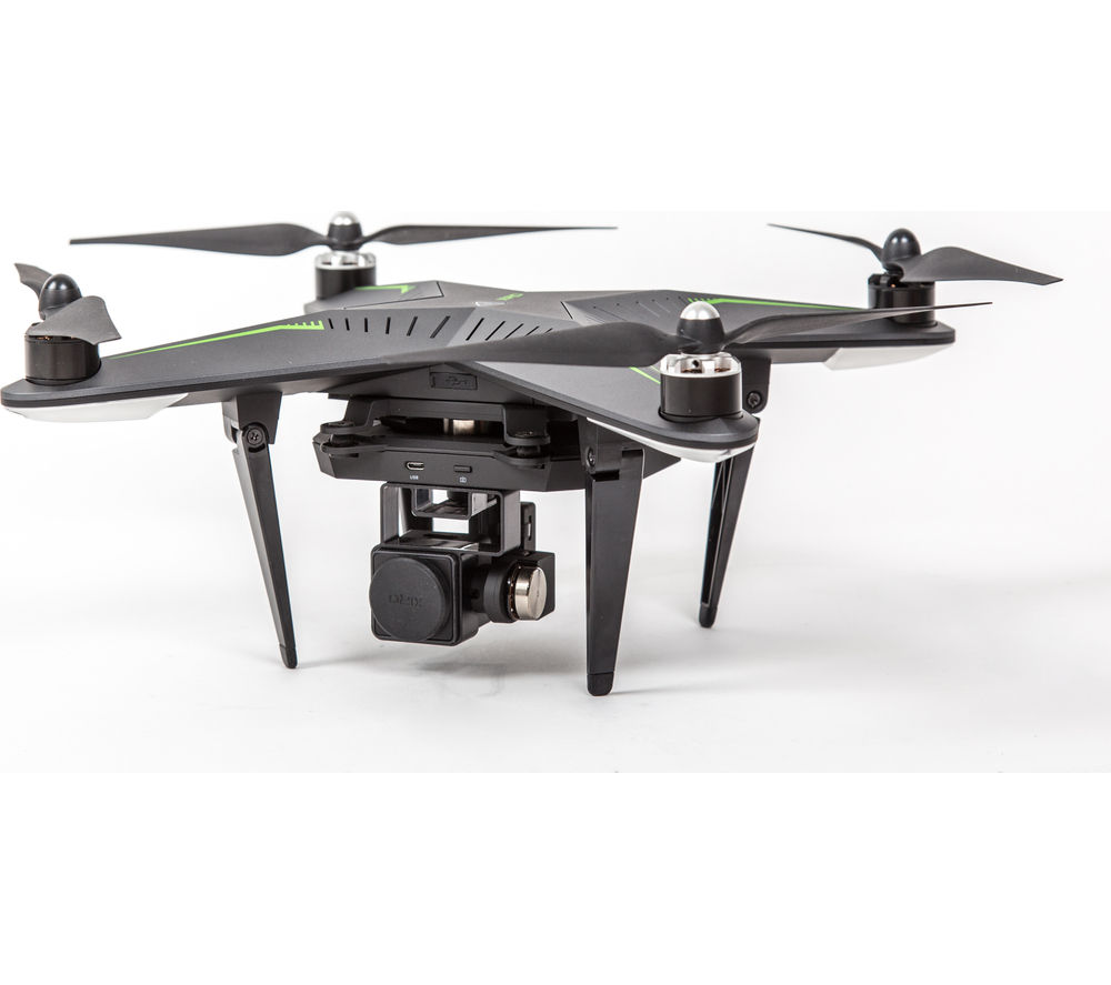 XIRO Xplorer-V Smart Drone - Grey