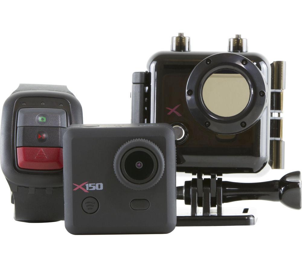 KAISER BAAS X150 Action Camcorder - Black