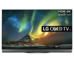 "LG OLED65E6V Smart 3D 4k Ultra HD HDR 65"" OLED TV"