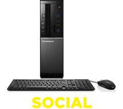 LENOVO IdeaCentre 510S Desktop PC