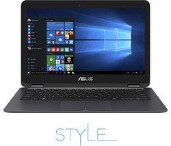 """ASUS ZenBook Flip UX360CA 13.3"""" 2 in 1 - Grey"""