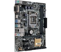 ASUS H110M-PLUS M-ATX Motherboard