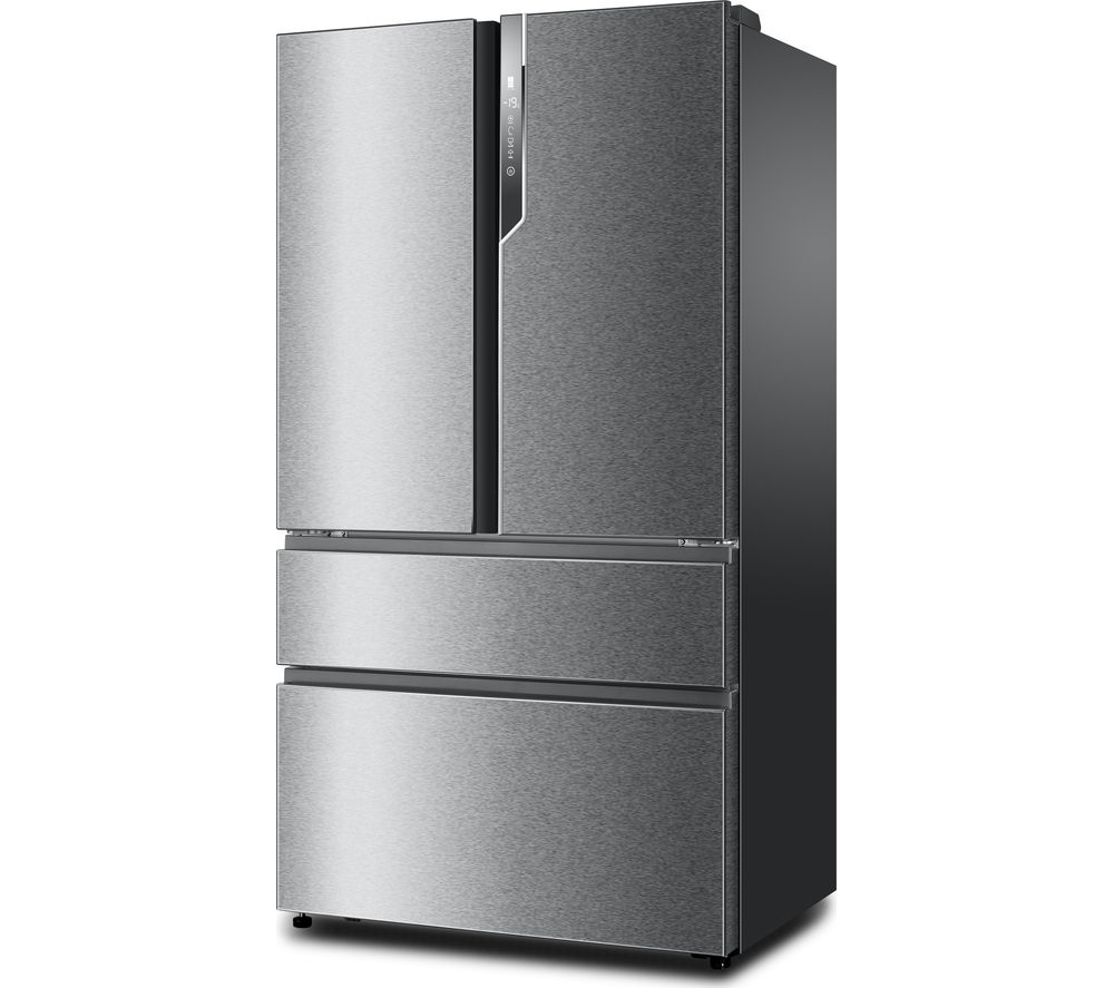HAIER  HB25FSSAAA AmericanStyle Fridge Freezer  Stainless Steel Stainless Steel