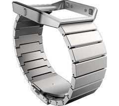 FITBIT Blaze Metal Link Strap - Silver