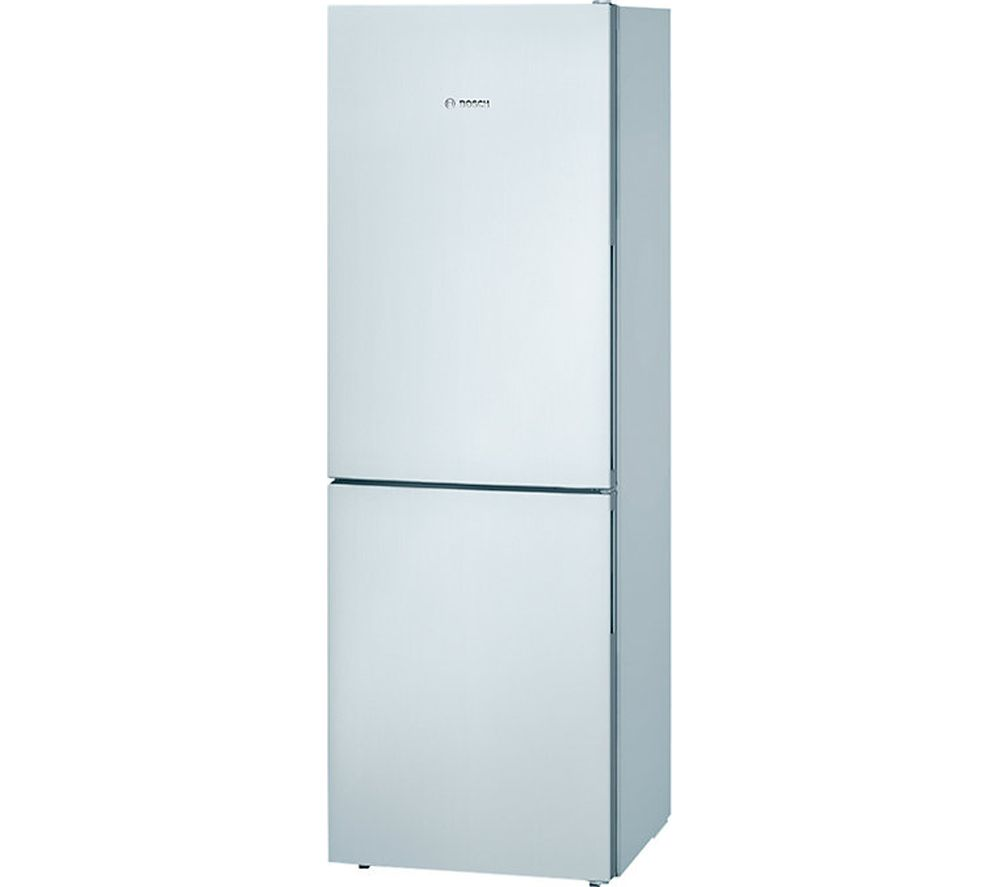 bosch kgv33xw30g vs hotpoint fsfl58w fridge freezer comparison icomparedit. Black Bedroom Furniture Sets. Home Design Ideas
