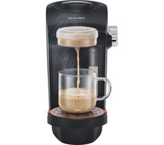 BREVILLE Moments VCF041 Hot Drinks Machine - Black
