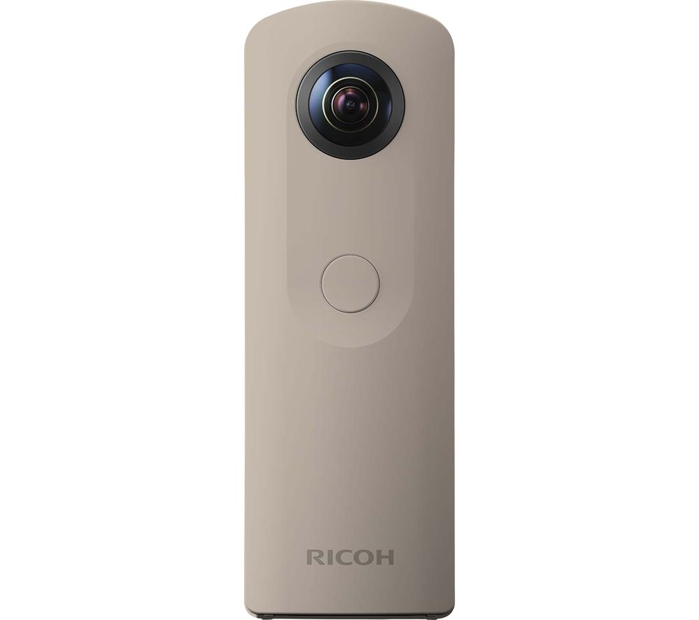 RICOH Theta SC Action Camcorder - Beige