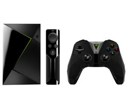 NVIDIA Shield 4K Ultra HD TV Box - 16 GB