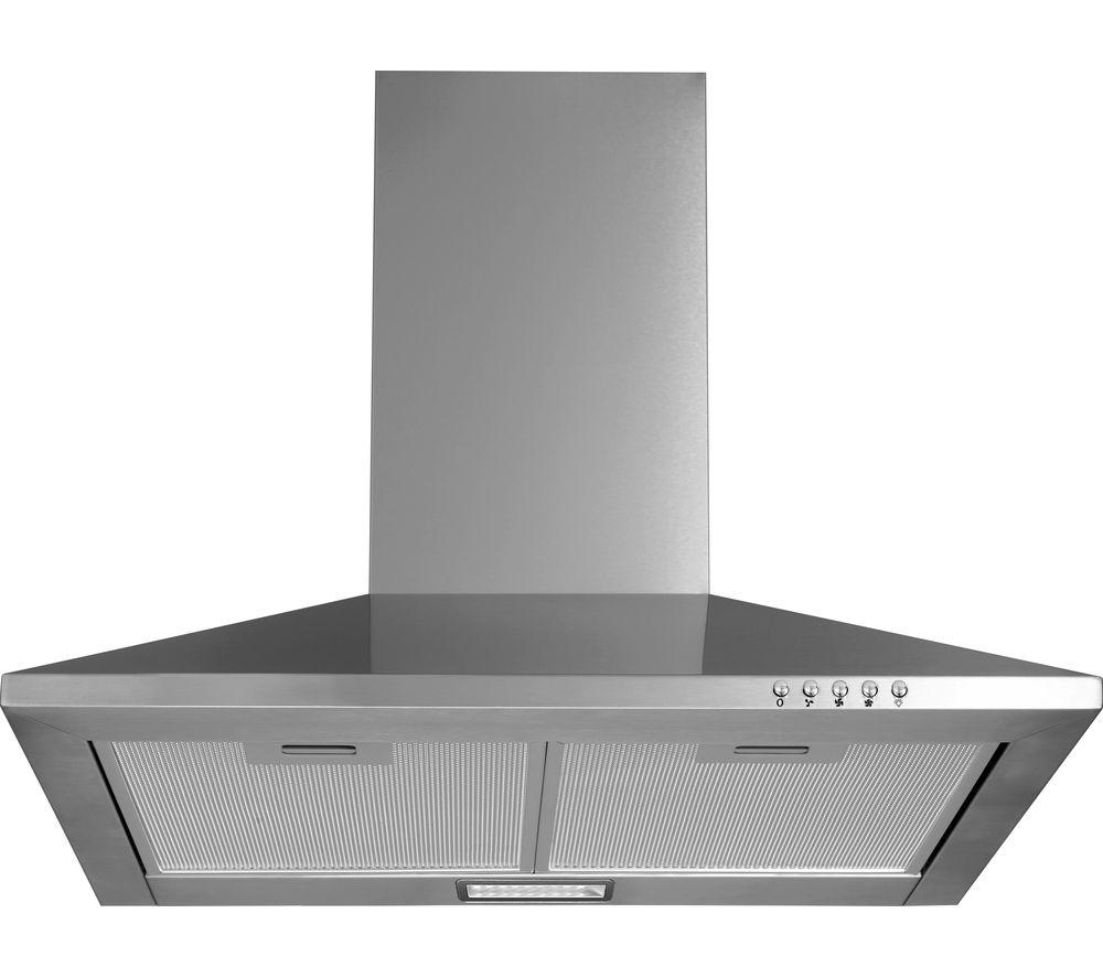 Buy Logik L60chdx17 Chimney Cooker Hood Stainless Steel