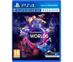 PLAYSTATION 4 VR Worlds
