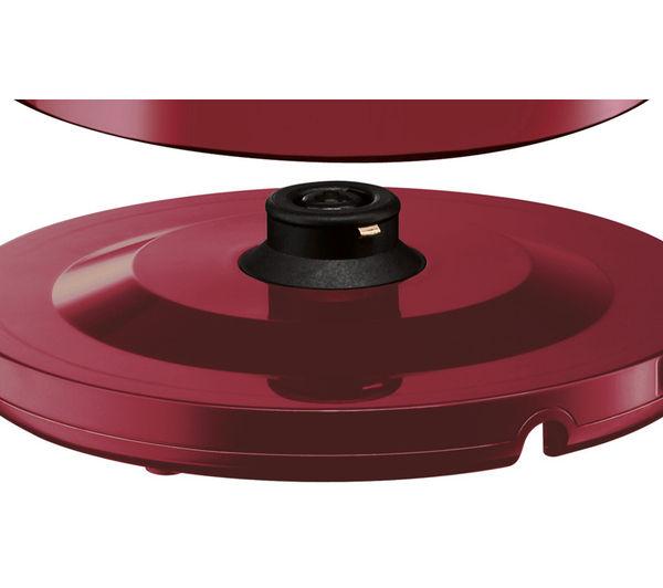 buy bosch styline sensor twk86104gb jug kettle cranberry. Black Bedroom Furniture Sets. Home Design Ideas
