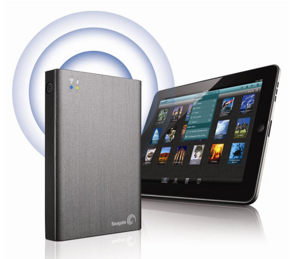 how to get sony tv to read seagate hard drive