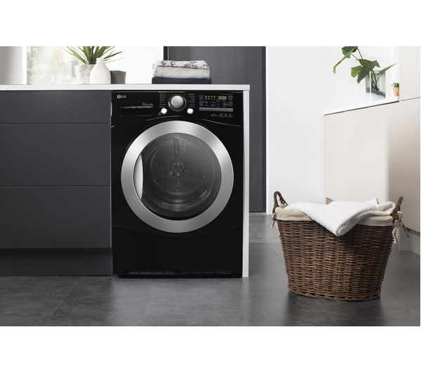 Lg Dryer Year Of Manufacture ~ Buy lg rc bp z heat pump condenser tumble dryer black