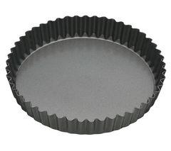 MASTER CLASS KCMCHB40 30 cm Non-stick Quiche Tin - Black