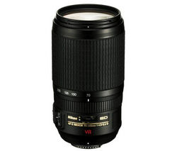 NIKON AF-S NIKKOR 70-300 mm f/4.5-5.6G ED VR IF Telephoto Zoom Lens