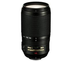 NIKON AF-S NIKKOR 70-300 mm f/4.5-5.6G ED VR IF Telephoto Zoom Lens