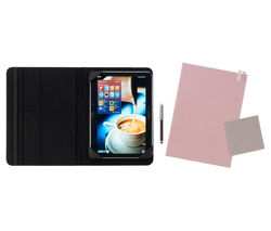 "LOGIK L8USK14 8"" Tablet Starter Kit"