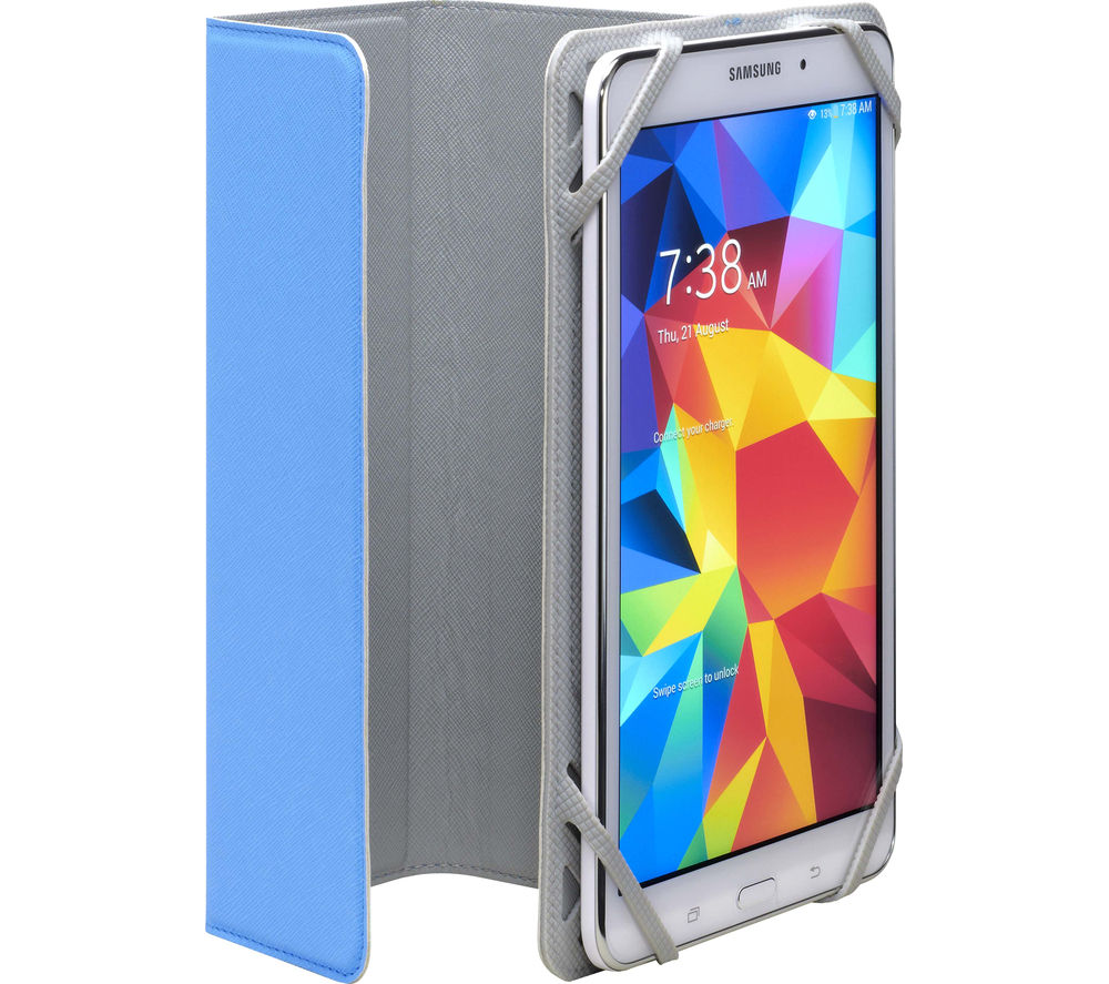 "Goji G8UGYBL15 8"" Tablet Case - Blue, Blue"