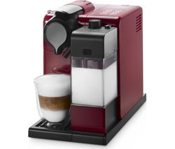 NESPRESSO by De'Longhi Lattissima Touch EN550.R Coffee Machine - Red