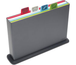 JOSEPH JOSEPH 60065 Index Chopping Board Set - Graphite