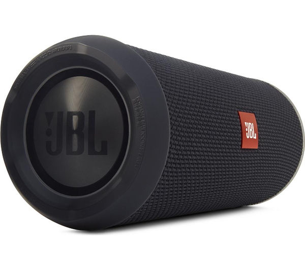 buy jbl flip 3 portable bluetooth wireless speaker black free delivery currys. Black Bedroom Furniture Sets. Home Design Ideas