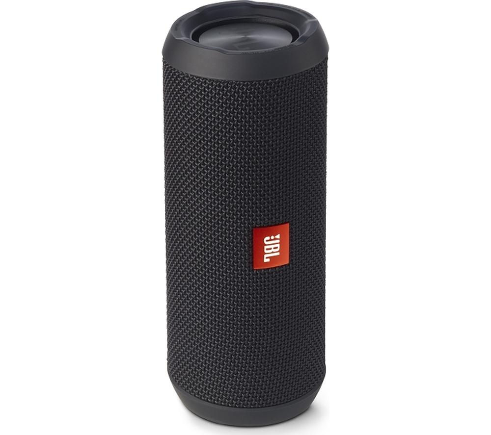 Click to view more of JBL  Flip 3 Portable Wireless Speaker - Black, Black