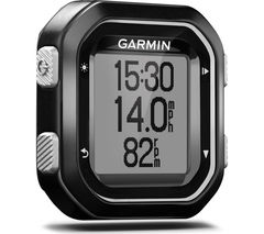 GARMIN Edge 25 GPS Bike Computer - Black