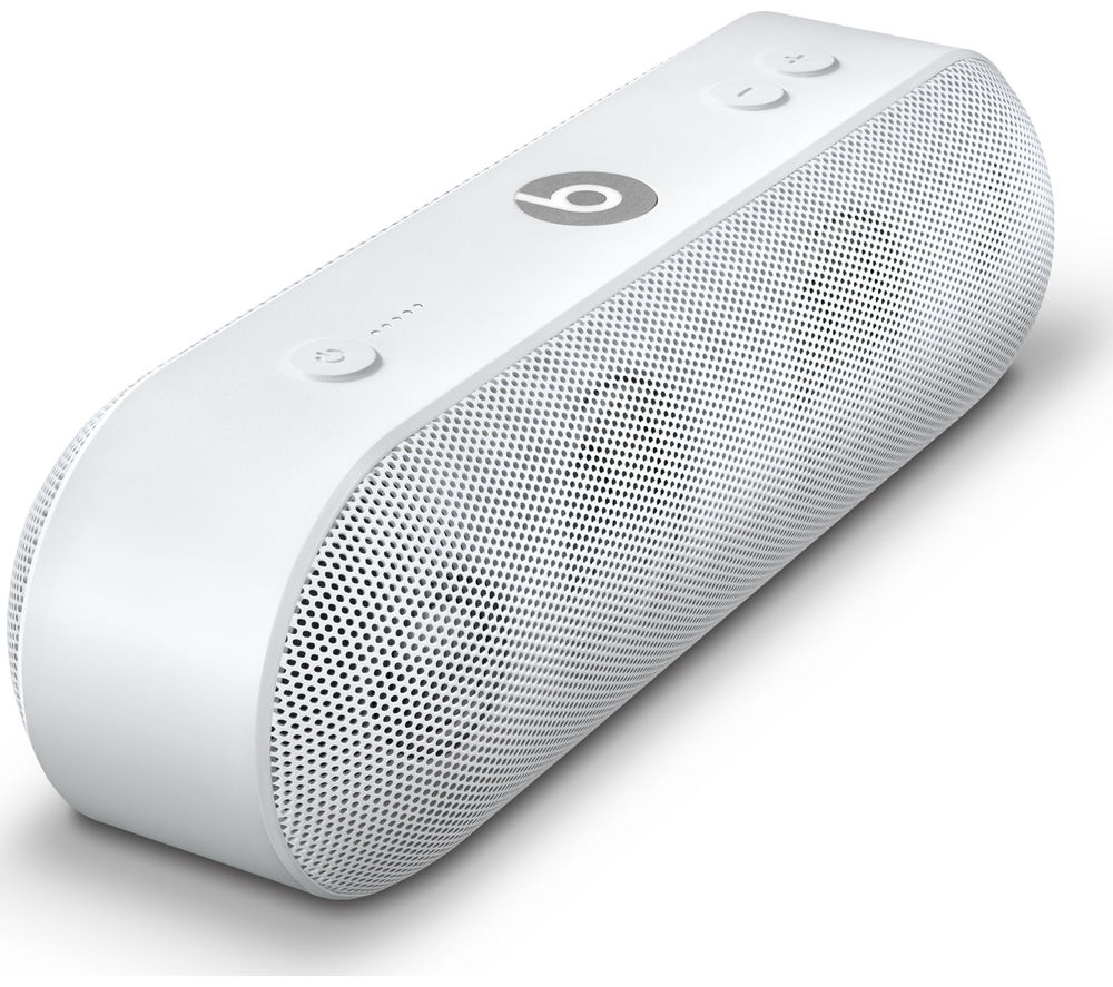 Image of BEATS Pill Portable Wireless Speaker - White, White