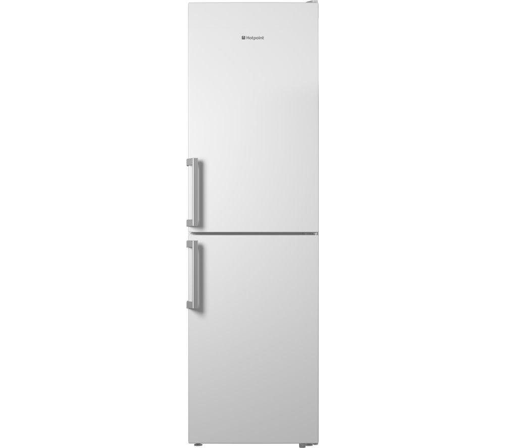 HOTPOINT Day 1 XAL95T1UWOJH Fridge Freezer - White