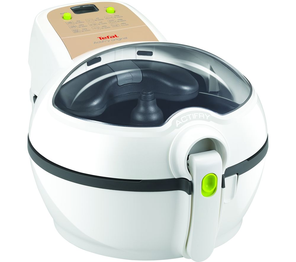 TEFAL  GH840040 ActiFry Plus Fryer  White White