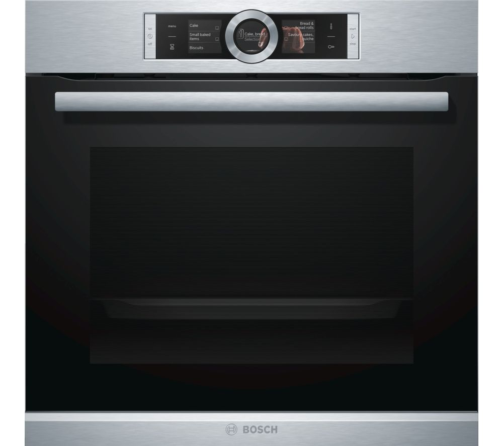 Oven Liners For Electric Ovens ~ Buy bosch hbg rs b electric oven stainless steel