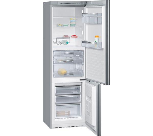 Buy SIEMENS iQ700 KG39FSB30 70 30 Fridge Freezer Black