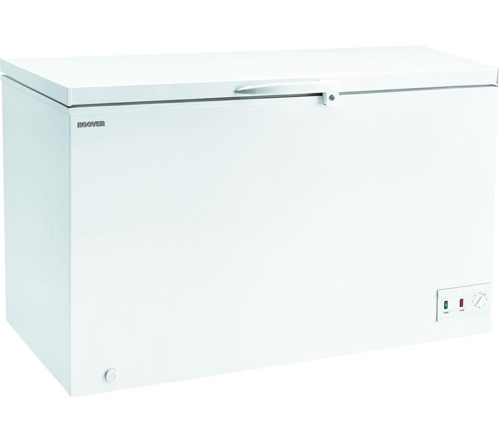 HOOVER  CFH382AWK Chest Freezer  White White