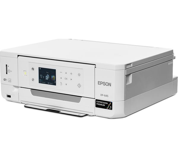 Buy EPSON Expression Premium XP-645 All-in-One Wireless ...
