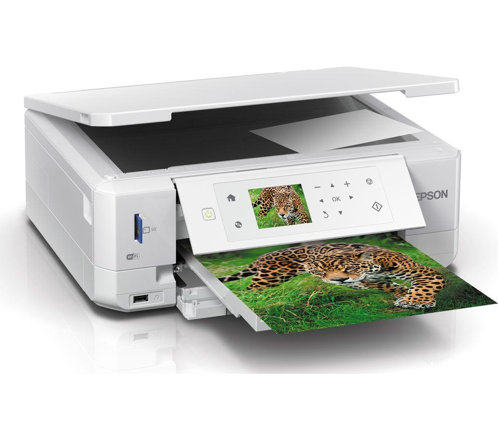 EPSON Expression Premium XP-645 All-in-One Wireless Inkjet Printer