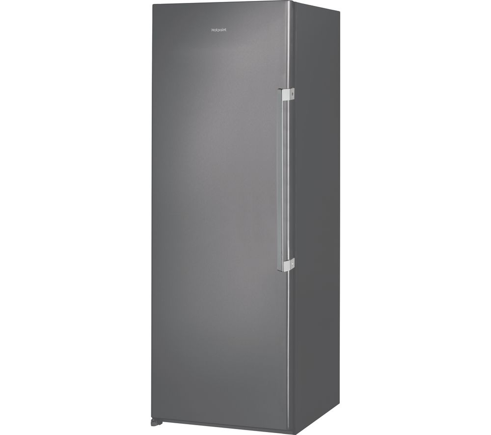 HOTPOINT UH6 F1C G Tall Freezer - Graphite