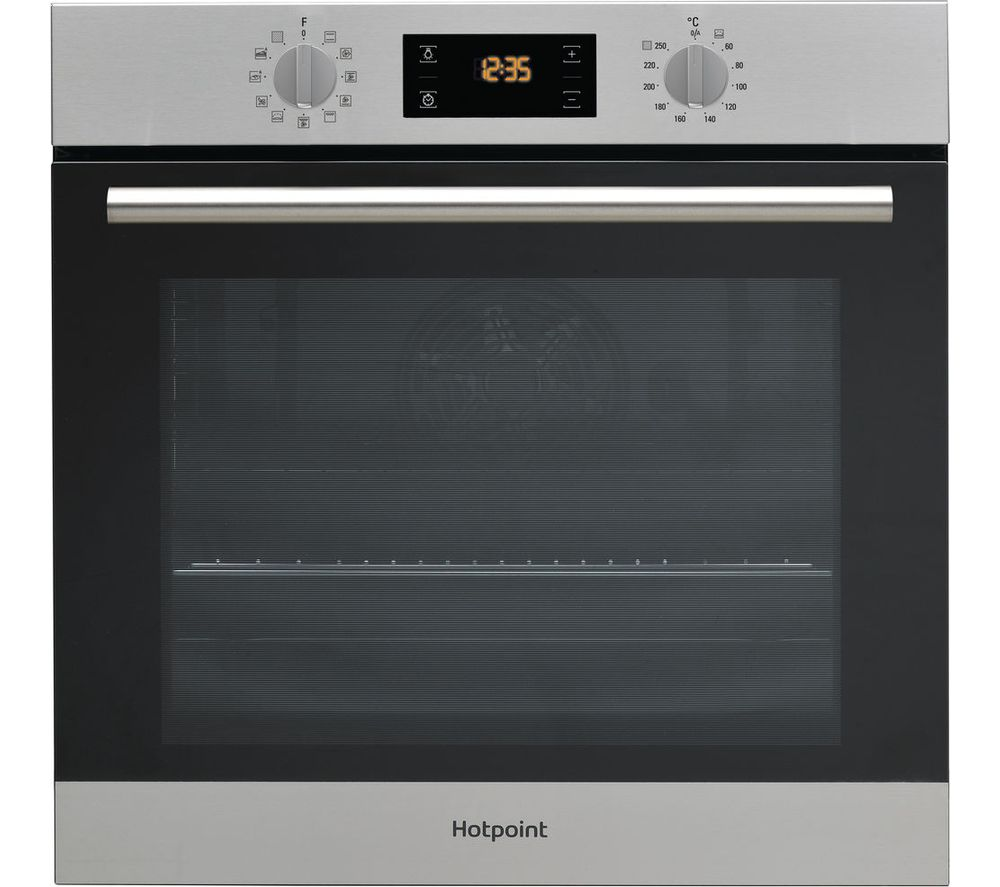 HOTPOINT  SA2 840 P IX Electric Oven  Stainless Steel Stainless Steel
