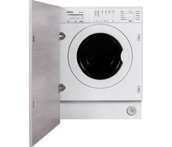 AMICA AWDJ712L Integrated Washer Dryer - White