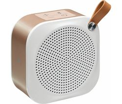 JVC SP-AD50-M Portable Bluetooth Wireless Speaker - Champagne Gold