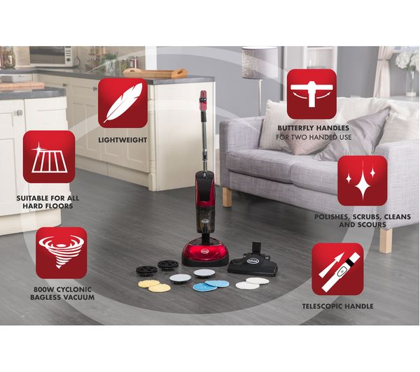 Buy Ewbank Epv1100 4 In 1 Cleaner Scrubber Amp Polisher