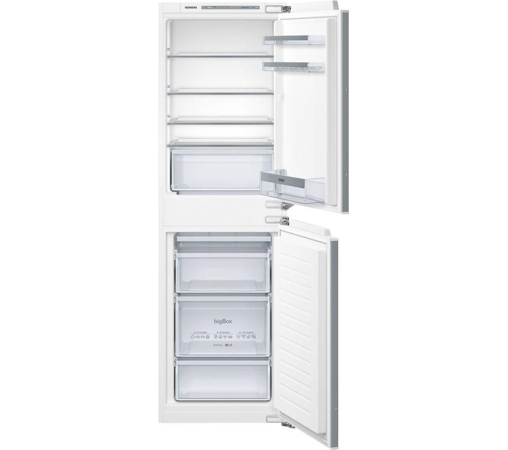 SIEMENS KI85VVF30G Integrated Fridge Freezer