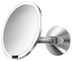 SIMPLEHUMAN ST3003 20 cm Wall Mount Sensor Mirror