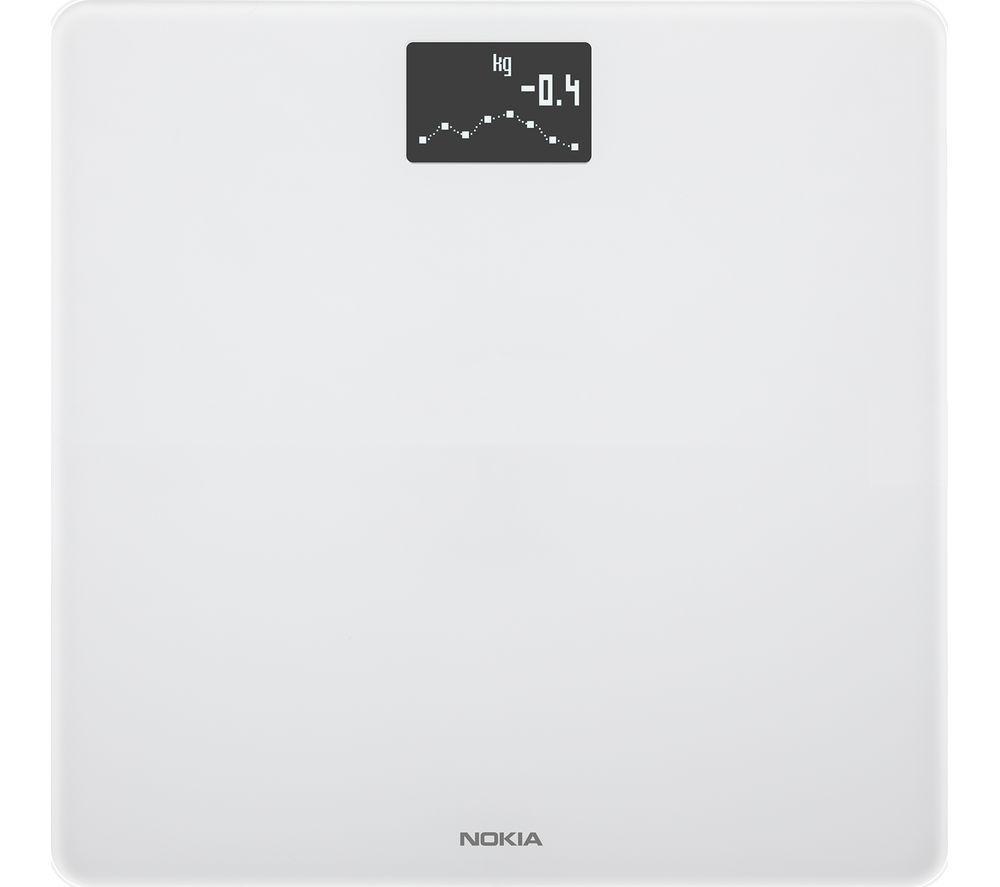 NOKIA Body WBS06 BMI Smart Scale - White