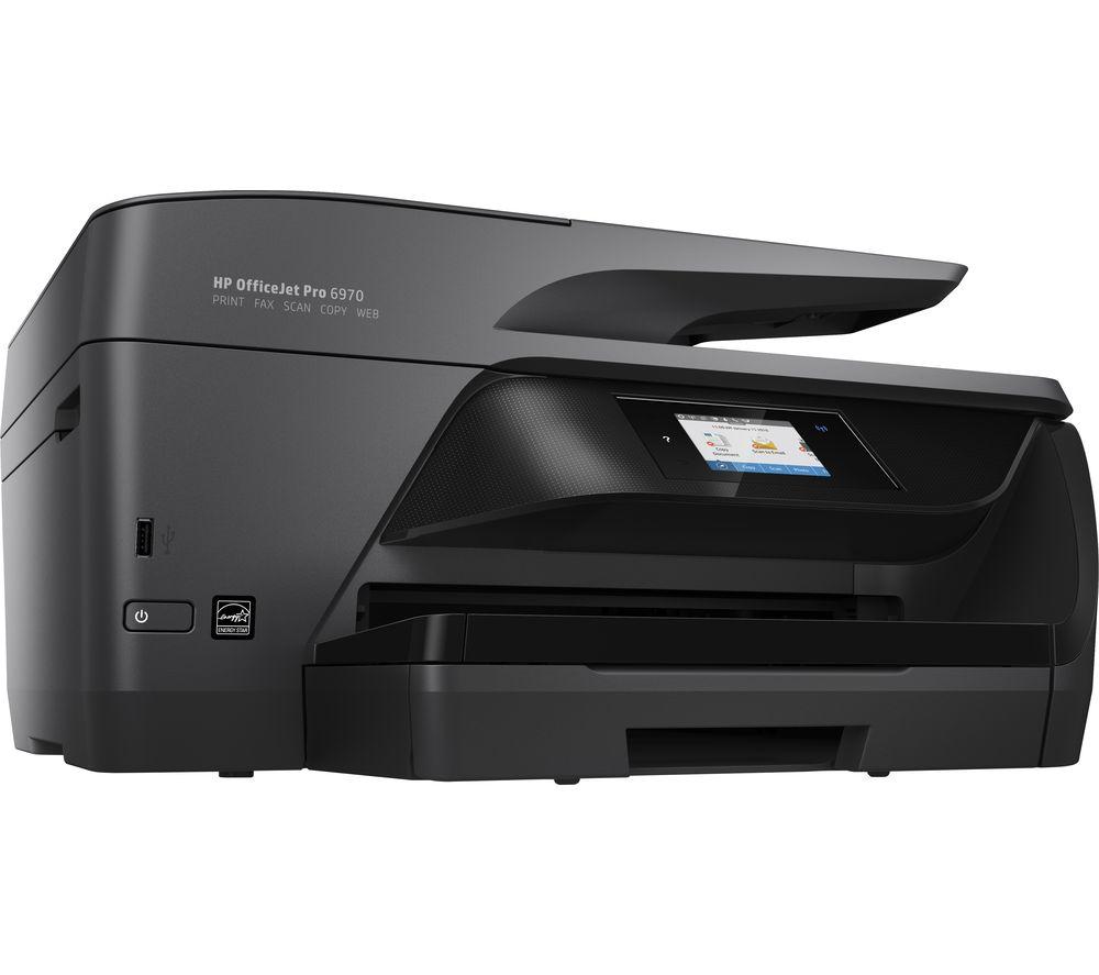 Buy Hp Officejet Pro 6970 E All In One Wireless Inkjet