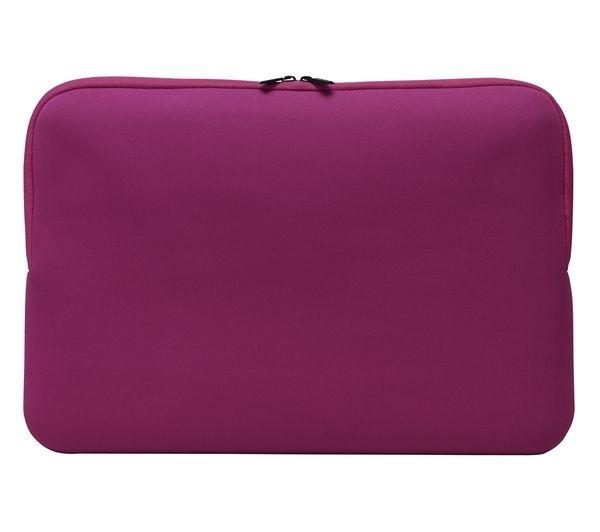 """Image of Logik L15NFP11 15.6"""" Laptop Sleeve - Purple, Fuchsia"""
