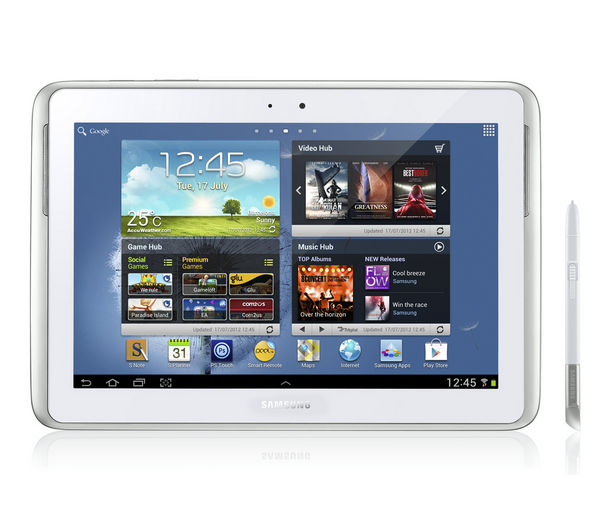 Samsung GT-N8010ZWABTU 16GB Android Tablet