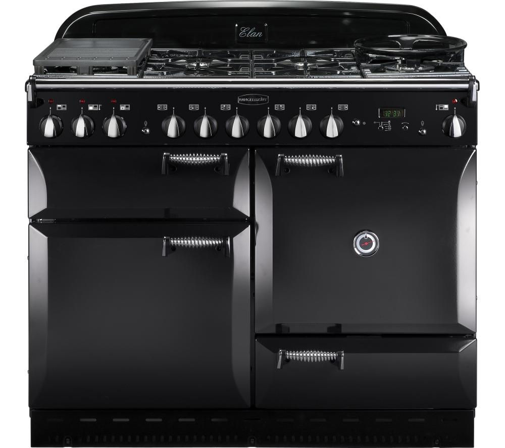 rangemaster elan 110 dual fuel range cooker review. Black Bedroom Furniture Sets. Home Design Ideas