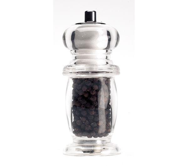 T&G WOODWARE Bellied Combi Pepper Mill & Salt Shaker