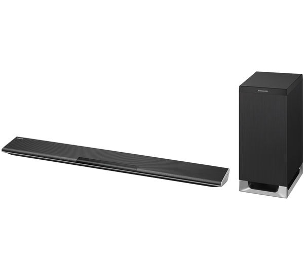 panasonic sc htb680ebk 3 1 wireless sound bar deals pc world. Black Bedroom Furniture Sets. Home Design Ideas