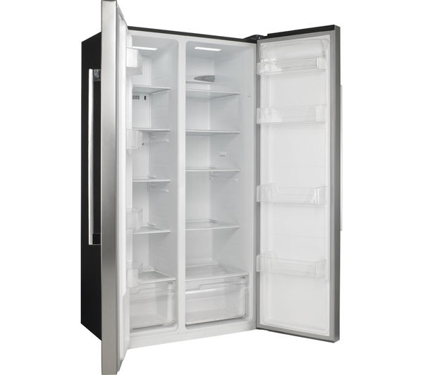 Kenwood kff2ds14 american style fridge freezer